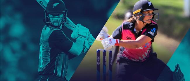 White Ferns v India - 1st ODI
