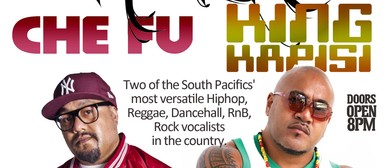 Hedlock King Kapisi & Che Fu