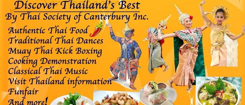 Thai Food Fair 2018