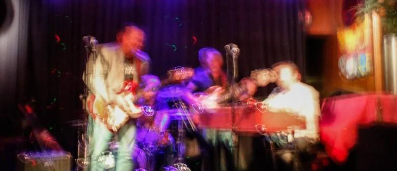 Auckland Blues Music Club Jam Night
