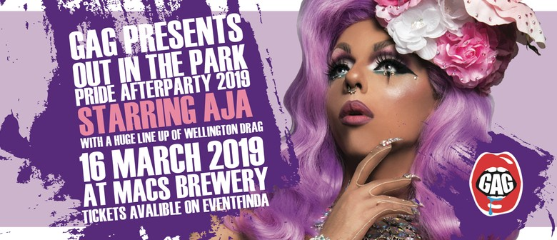 GAG Presents - OITP After Party 2019 Starring AJA