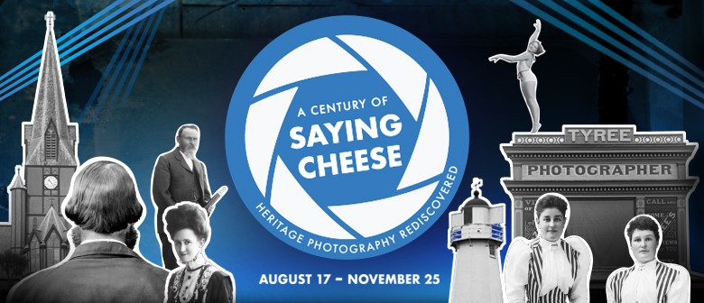 A Century of Saying Cheese
