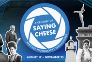 Image for event: A Century of Saying Cheese
