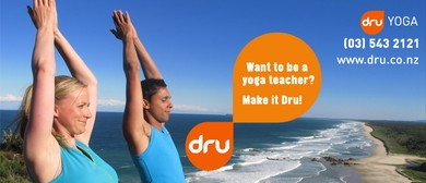 Dru Yoga Teacher Training - Modules 1-9