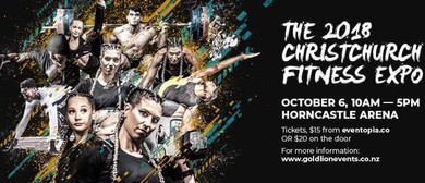 The Christchurch 2018 Fitness Expo