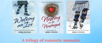 Emma Stevens Author Visit Napier Library