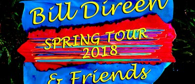 Bill Direen Spring Tour