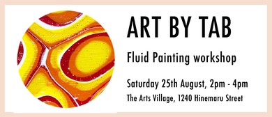 Fluid Painting Workshop