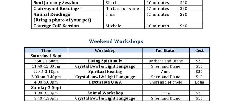 Divine Connections Spiritual Taupo Tour