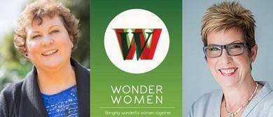 Suffrage 125: Wonder Women Speaker Series