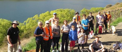 Community Native Planting Day - Lake Hayes West Shore