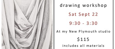 Drawing Workshop - Fabric & Folds