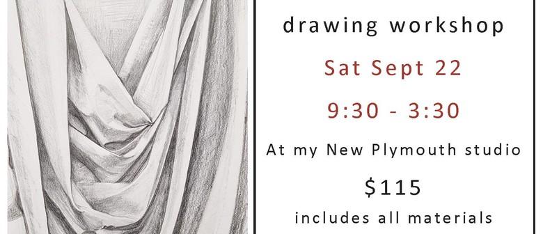 Drawing Workshop - Fabric & Folds