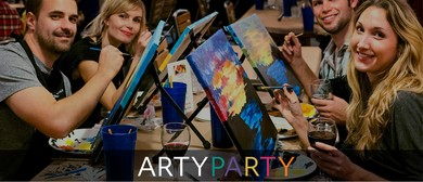 Artyparty - Give Art a Go! Paint van Gogh's Sunflowers