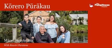 Kōrero Pūrākau – Māori Storytelling