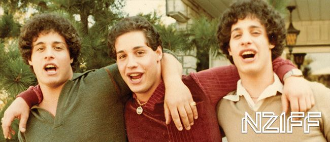 NZIFF - Three Identical Strangers