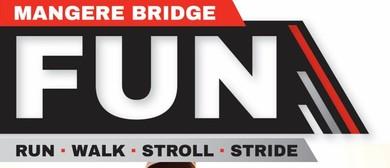 YMCA Mangere Bridge Fun Run, Walk, Stroll & Stride