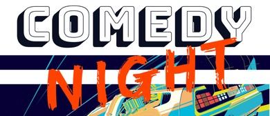 Comedy Night <em>at</em> <em>the</em> Cabana