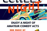 Comedy Night at the Cabana