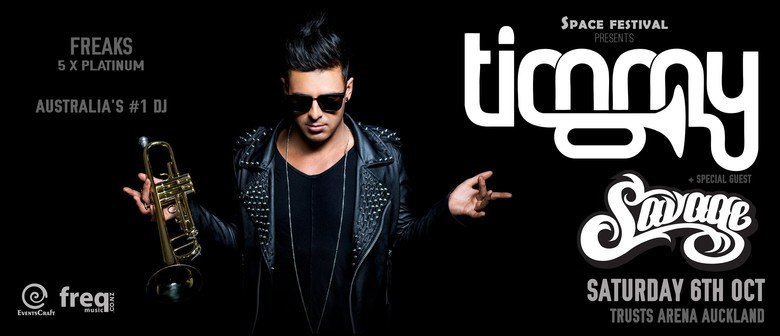 Timmy Trumpet - Auckland New Zealand