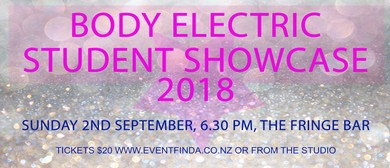 """Born in the 90s"" Body Electric Student Showcase 2018"