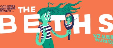 The Beths Album Release Tour