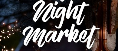 Feilding's Christmas Night Market