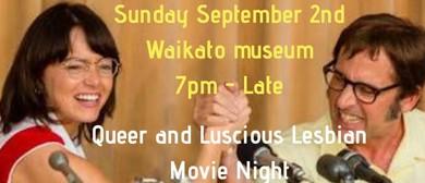 Queer & Luscious Lesbian Movie Night