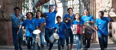 Brazilian Film Festival - Bach In Brazil