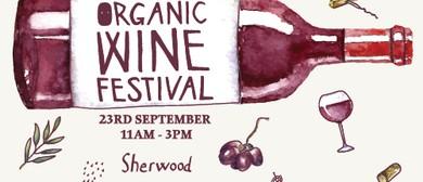 Sherwood Organic Wine Festival
