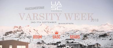 UASC Varsity Week 2018