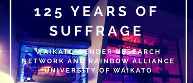 125 Years of Suffrage