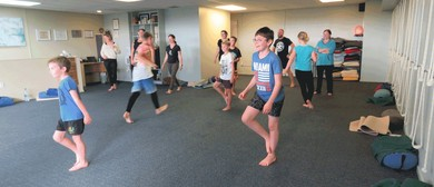 Family Yoga 4-wk Course: POSTPONED