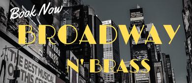 Broadway N' Brass Concert