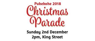 Pukekohe Christmas Parade 2018