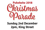Image for event: Pukekohe Christmas Parade 2018