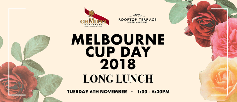 Melbourne Cup Day 2018 Long Lunch: SOLD OUT