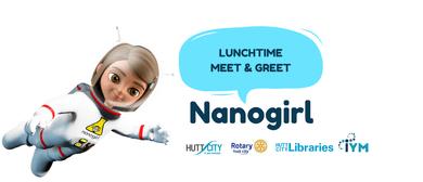 Nanogirl Lunchtime Meet & Greet