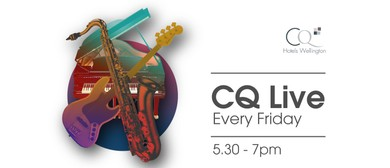CQ Live - Evening Music
