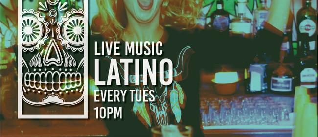 Latino Tuesday with Zarambe