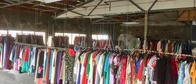 Ex Costume Hire and Vintage Clothing Sale