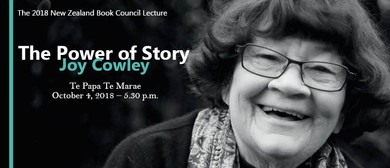 The Power of Story with Joy Cowley