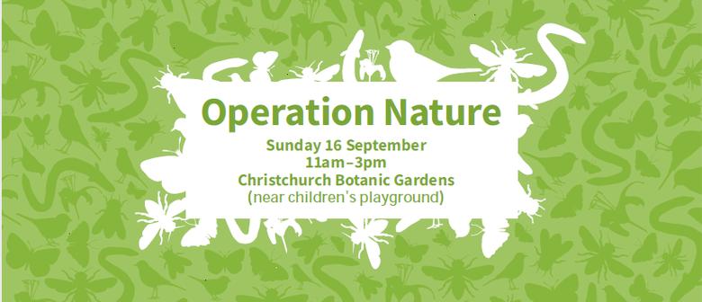Operation Nature