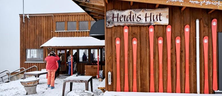 Heidi's Hut Dinner