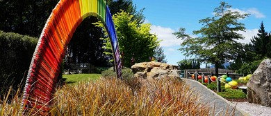 Garden Party to Celebrate Lava Glass Sculpture Garden