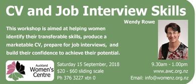 CV and Job Interview Skills