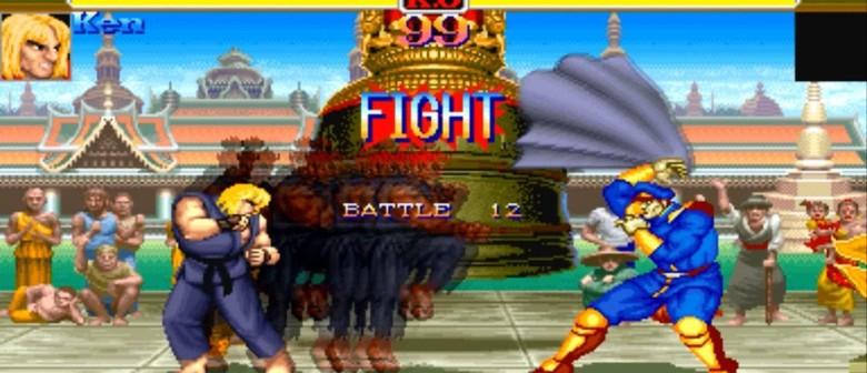 Wakachangi Street Fighter 2 Tournament Fight Night