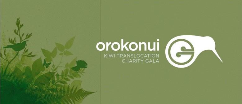 Orokonui Kiwi Translocation Charity Gala