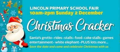 Lincoln Primary School Christmas Cracker