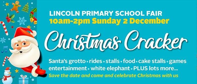 Lincoln Primary School Christmas Cracker